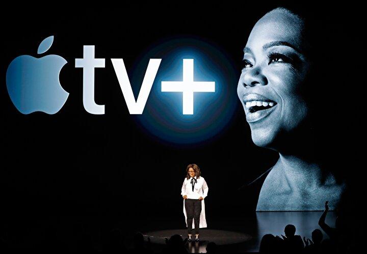 ABDli efsanevi sunucu Opraf Winfrey, Apple TV+ için iki özel belgesel çekecek.
