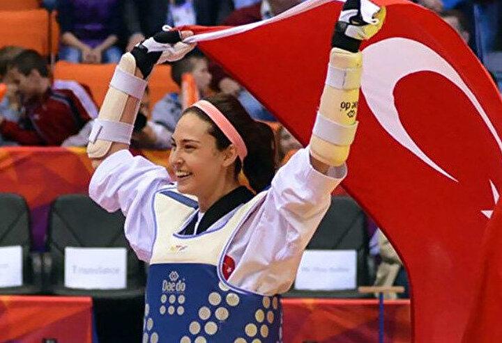 Yılın Kadın Sporcusu: İrem Yaman