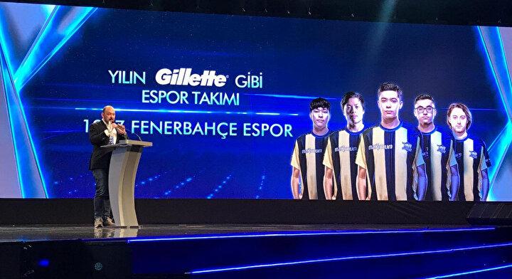 Yılın Gillette Gibi ESpor Takımı: 1907 Fenerbahçe Espor