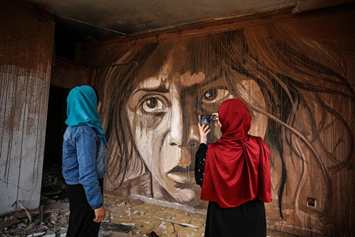 Cibali, sergiyle Gazze halkının yaşadığı sıkıntıların iç yüzünün anlaşılması adına dünyaya ve uluslararası topluma verilen mesaja katkı sağlamayı temenni ettiğini dile getirdi.