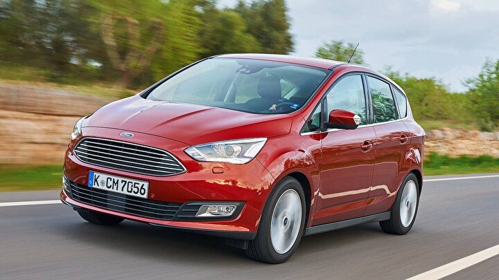 7- Ford C-Max