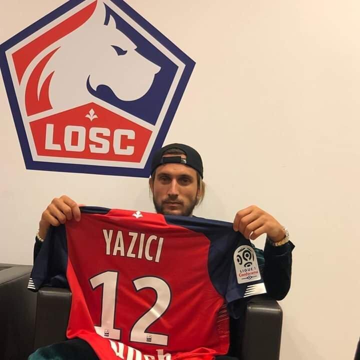 1- Yusuf Yazıcı  Trabzonspordan Lillee: 16.5 milyon euro (2019)