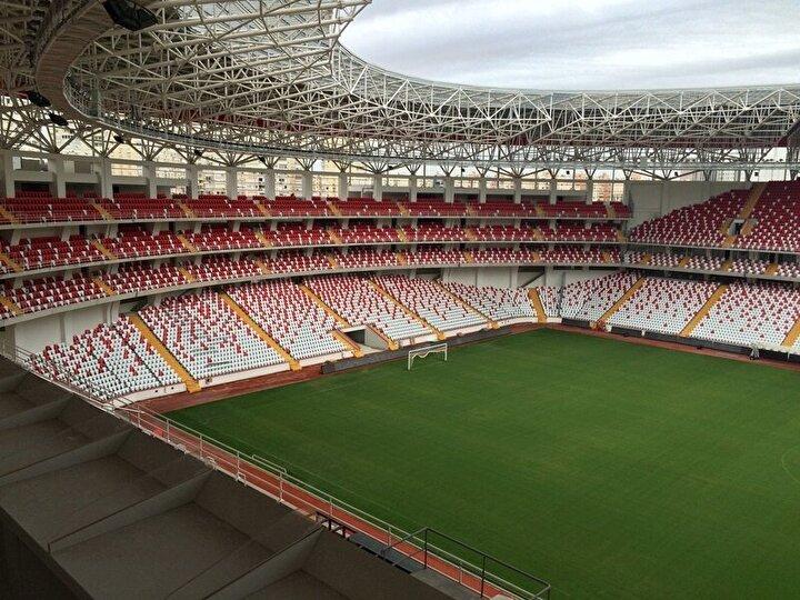 Antalyaspor-Antalya  (32.537)
