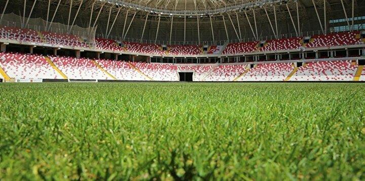 Demir Grup Sivasspor-Yeni 4 Eylül  (27.532)