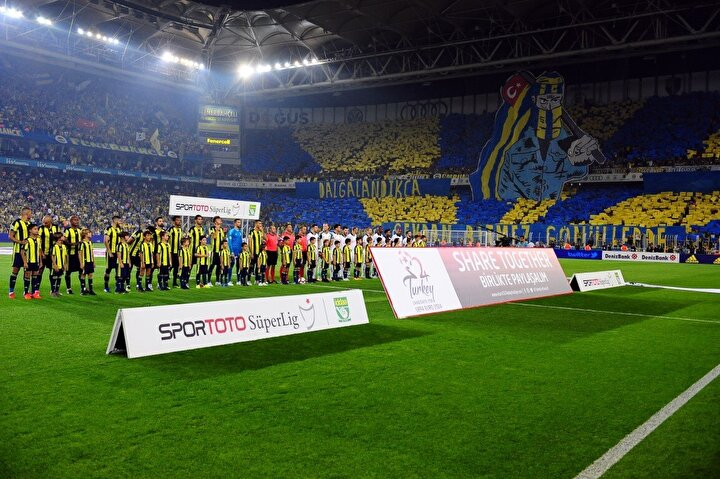 En çok ikinci olan takım: Fenerbahçe (22)