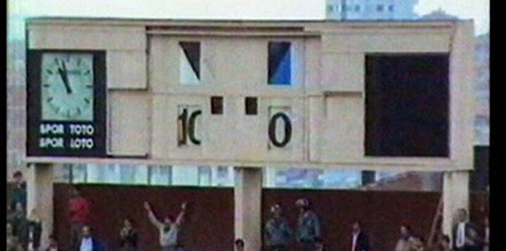 En farklı skorlu galibiyet: 1989-1990 sezonunda Beşiktaş-Adana Demirspor (10-0)