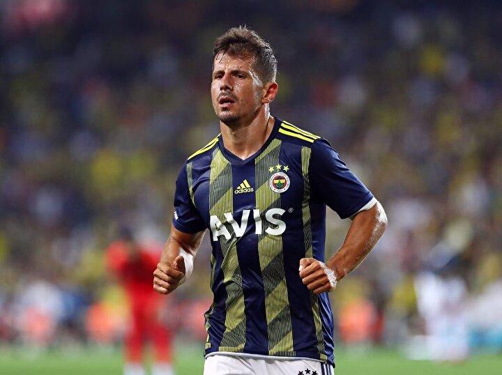 Emre Belözoğlu (Fenerbahçe): 8.2 puan