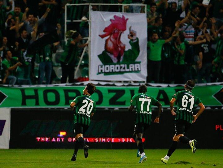 Haftanın futbolcusu: Recep Niyaz (Denizlispor): 8.8 puan