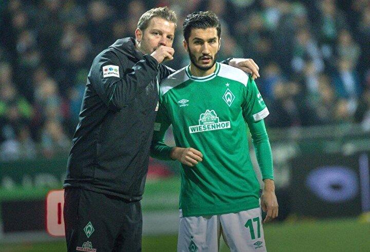 9- Nuri Şahin (Werder Bremen): 78 (-1)