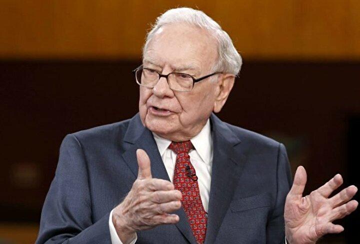 Warren Buffett / Toplam net değer: 81.5 milyar dolar, Sektör: Yatırımcı