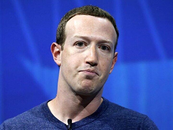 Mark Zuckerberg / Toplam net değer: 73.3 milyar dolar, Sektör: Teknoloji