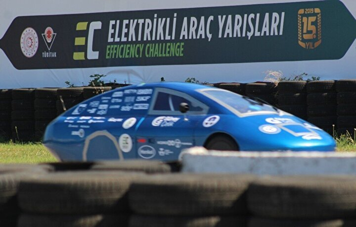Türkiye Bilimsel ve Teknolojik Araştırma Kurumu (TÜBİTAK) tarafından küresel güçlükler ve teknolojik gelişmeler odağında yenilenebilir enerji kaynaklarının araç teknolojilerinde kullanımına dikkat çekmek amacıyla bu yıl 15.'si düzenlenen Efficiency Challenge Elektrikli Araç Yarışları, Kocaeli Körfez Pisti'nde başladı.