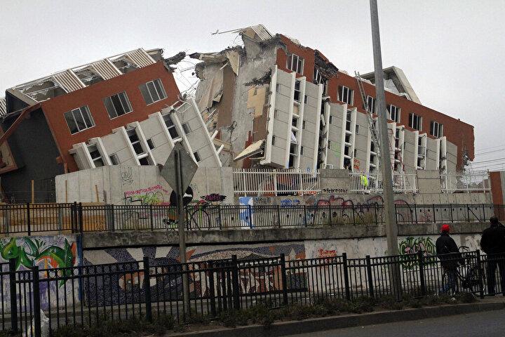 Şili, 2010 yılında 1,5 dakika süren 8.8 büyüklüğünde bir deprem daha yaşadı. Conception kentinde meydana gelen deprem 700'den fazla insanın hayatını kaybetmesine yol açtı.