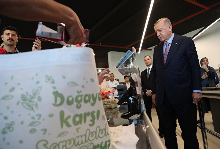Türkiye Cumhurbaşkanı Erdoğan, İstanbulda
