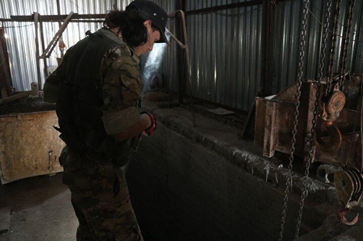 YPG/PKK örgütünün Münbiç ve Aynularab ilçelerindeki tünel kazma çalışmaları Aralık 2018de ve 15 Nisan 2019da da görüntülenmişti.