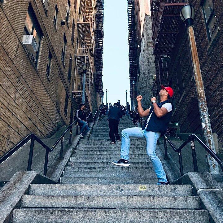 Joker'in merdivenlerde dans ettiği sahne adeta ikonik hale geldi.