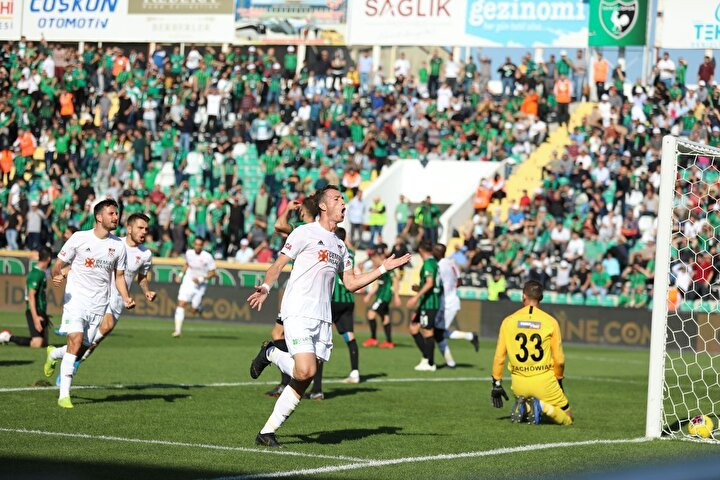 Hakan Arslan (Sivasspor): 8.1 puan