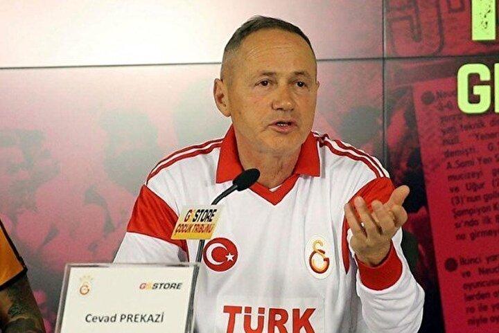 Cevad Prekazinin Real Madrid-Galatasaray maçı sonrası beIN Sportsta yaptığı açıklamalar şöyle;