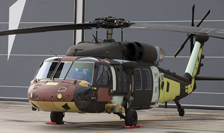 T70 Genel Maksat Helikopter Programı ile ülkemizin envanterinde bulunan 140 helikoptere ilave olarak 109 helikopter bize özgü üretilecek. Lisans sahibi Sikorsky firması, bu konfigürasyondan 109 helikopterin üçüncü ülkelere satışına yönelik yaklaşık 1,5 milyar dolarlık ihracat taahhüdünde bulunmuştur. Program TUSAŞın ana yükleniciliğinde Cumhurbaşkanlığı Savunma Sanayii Başkanlığının koordinasyonunda, ASELSAN, TEI, Alp Havacılık ve diğer alt yüklenici firmalarla başarılı şekilde devam ediyor.