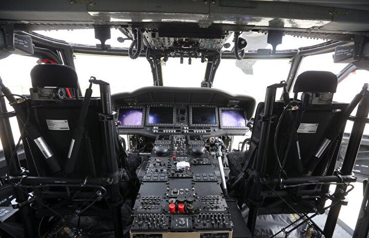 2020 zorlu ve yoğun geçecek  Yıllıkçı, helikopterin 1980den bu yana Türkiyede güvenlik güçleri tarafından başarıyla kullanıldığını ve halen 140 helikopterin envanterde yer aldığını aktardı.