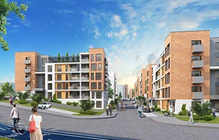 Yeşili bol mahalle kültürünü yansıtan depreme dayanıklı tasarımlar ile kalabalık nüfusun rahatça nefes alabildiği alanlar yapılacak.