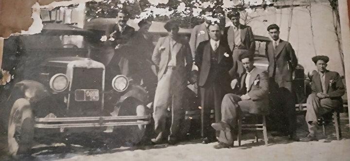 Gül Aşkan Hüsemin eşi Muhsin Hüsem ise, Rahmetli kayınpederden kalma 1930 model araba. Bu otomobili bir dönem ben de kullandım. Vergisi çok olduğu için kullanmadım. Şimdi vergi kaydı düşürüldü. Park halinde duruyor diye konuştu.
