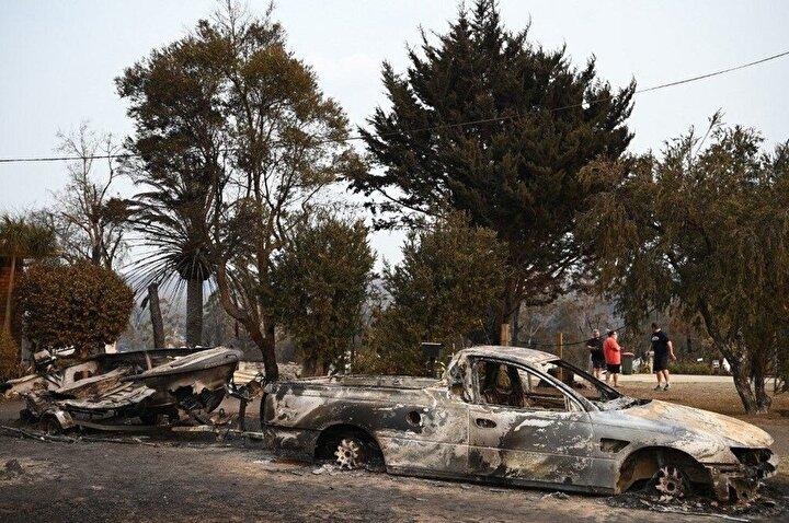 BBCnin haberine göre, Yeni Güney Galler ve Victoria eyaletlerinde kontrol altına alınamayan yangınlarda bu hafta 17 kişi kayboldu.