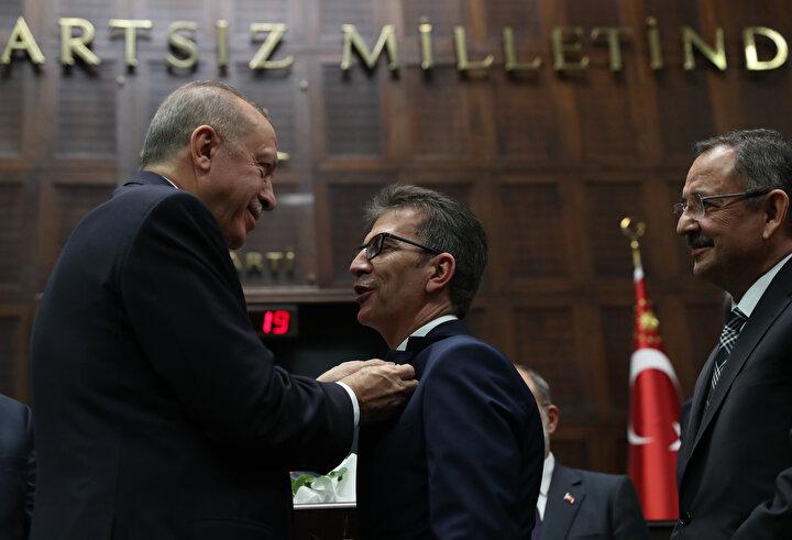 Bağımsız olan Erzurum Olur Belediye Başkanı Sıddık Demircan