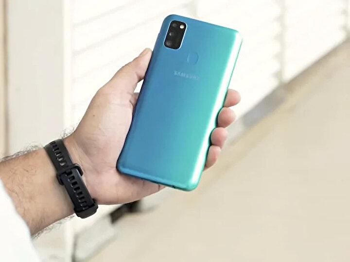 Samsung Galaxy M30S  2 bin TL