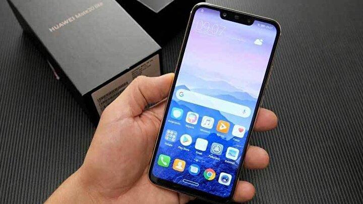Huawei Mate 20 Lite  2 bin 55 TL