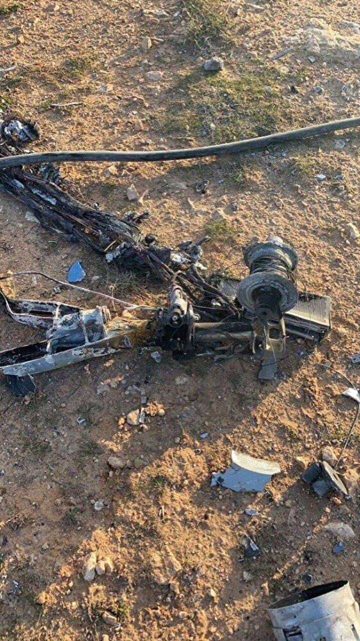 Resmi kaynaklar, Birleşik Arap Emirlikleri yapımı İHAnın, Misratanın fotoğrafını çektiğini tespit edildi.