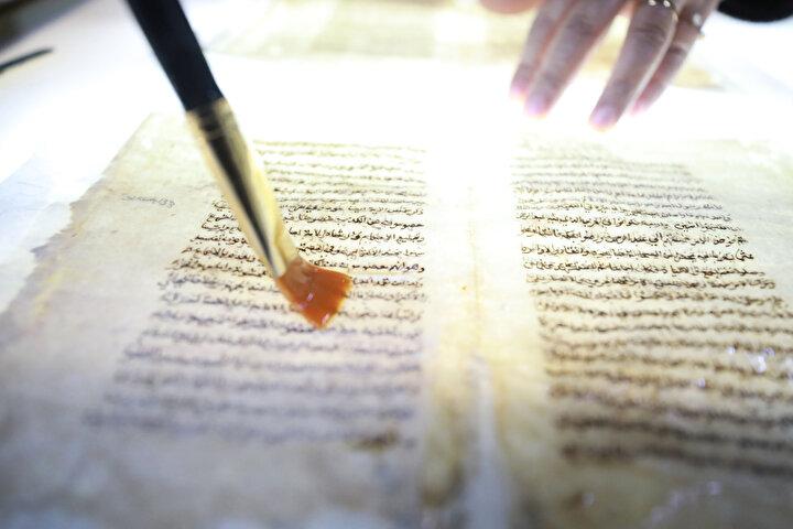 Türkiye, Devlet Arşivleri Genel Müdürlüğü ve Vakıflar Genel Müdürlüğü bünyesinde yer alan, Filistine dair tapu kayıtları ile belge ve dokümanları içeren Osmanlı arşivlerinin elektronik kopyasını geçen yıl Filistine vermişti.