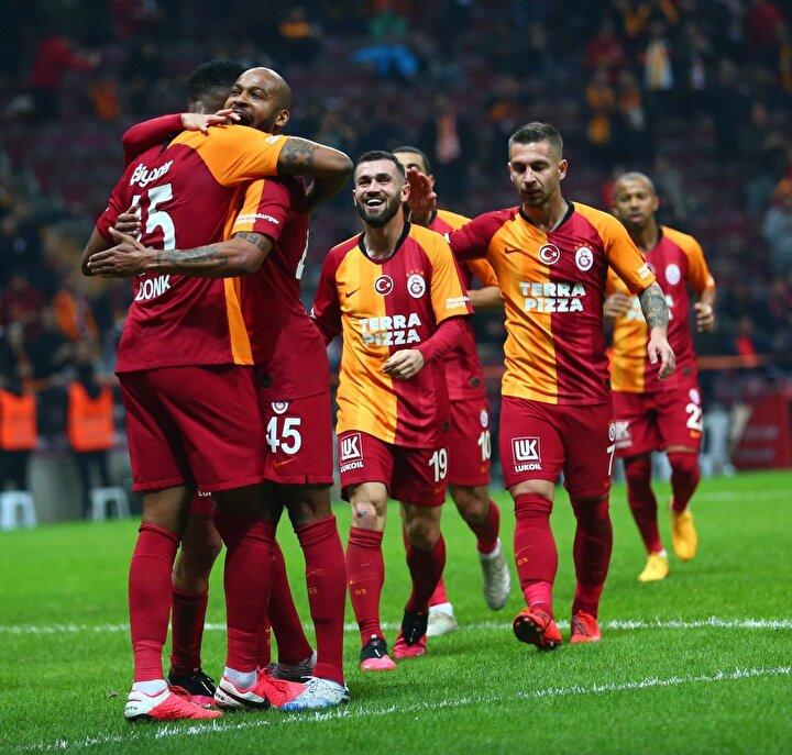 5- Galatasaray (Puan: 60 / Şampiyonluk yüzdesi: %8.9)