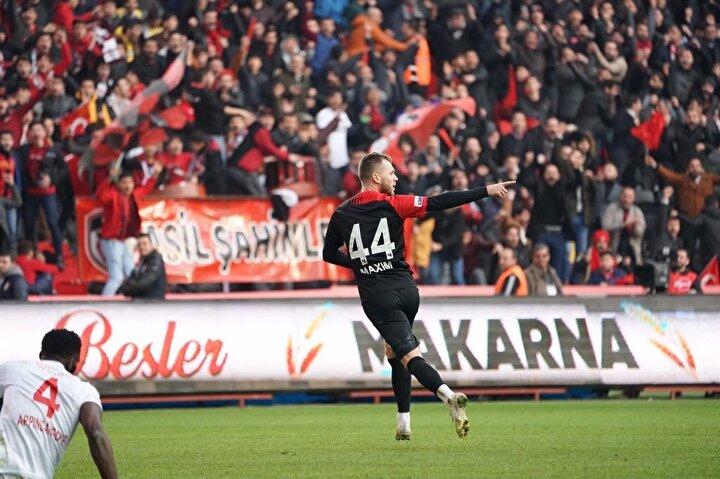 10- Gaziantep FK (Puan: 42)