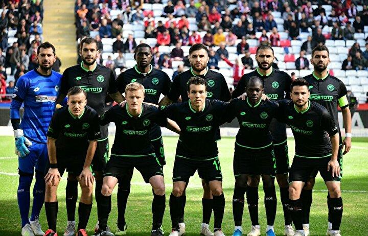 14- Konyaspor (Puan: 36)