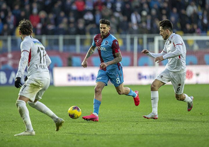 Sosa (Trabzonspor): 7.9 puan