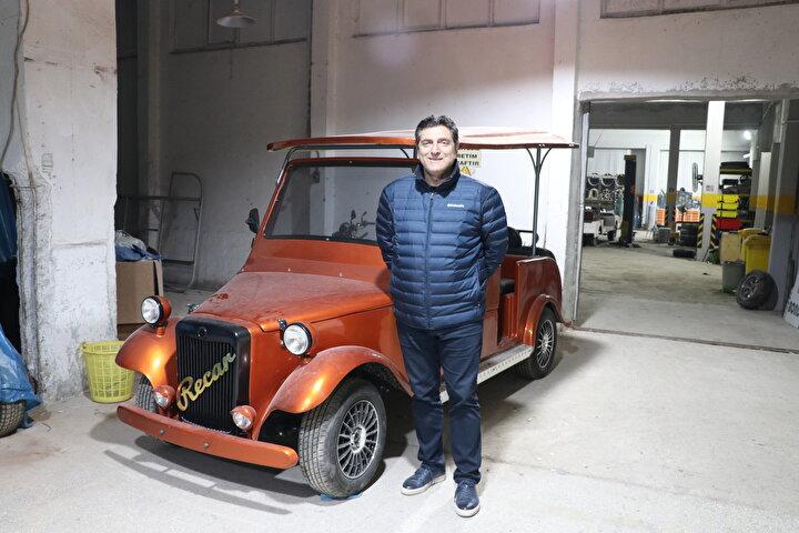 Şirketin genel müdürü Haluk Şahin, yaptığı açıklamada, küçük bir ilçeden dünyaya elektrikli araç göndermenin gurur verici olduğunu söyledi.