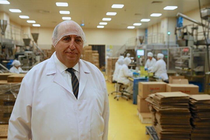 Firma, Gebze Plastikçiler OSBdeki 5 bin metrekarelik kapalı alana sahip fabrikada üretilen ürünlerle Avrupadan Amerikaya, Orta Doğudan Uzak Doğuya 70 ülkede çocukların ağzını tatlandırıyor.