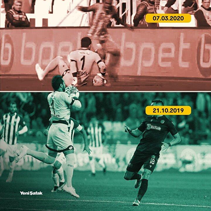Sosyal medyada Serkan Kırınıtılının Fenerbahçe maçlarından önce bilerek kırmızı kart gördüğü şeklinde suçlayıcı yorumlar yapıldı.