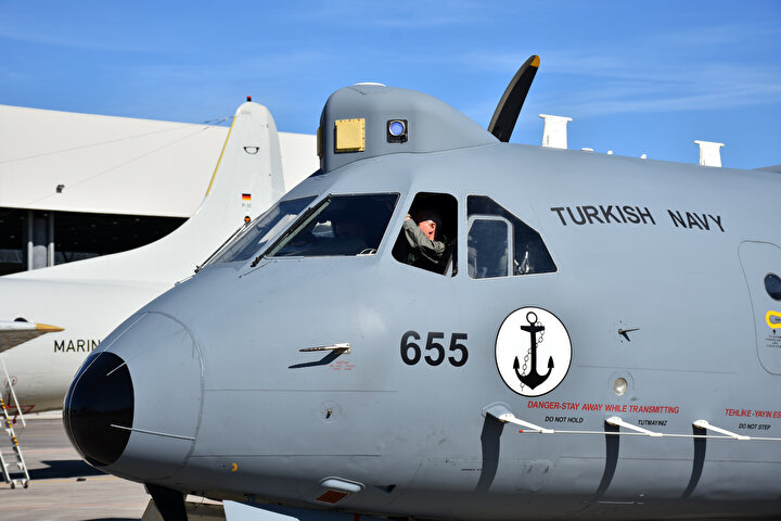 İtalyan ITS Todaro denizaltısı, Fransız FS Provence firkateyni ve İspanyol ESBS Cristobal Colon firkateyni ile ortak icra edilen tatbikatta, Türk Deniz Karakol Uçağı P235, 4 saati aşan görev süresiyle havadan destek verdi ve ardından Sigonella Hava Üssü'ne dönüş yaptı.