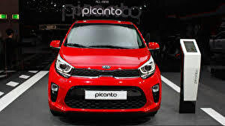 KİA Picanto Live 1.0L Benzin - Otomatik