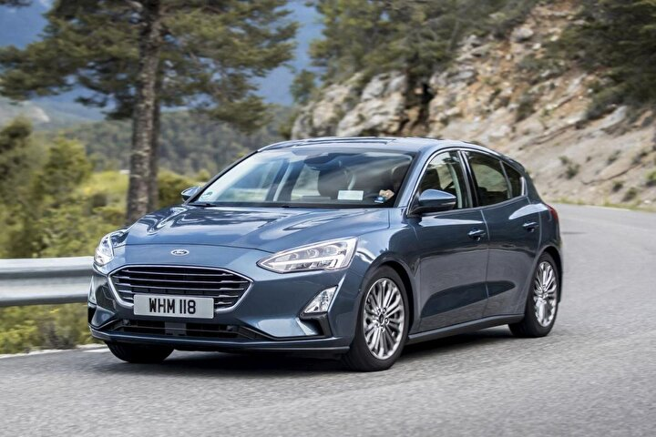 FORD Ford Focus Trend X 4 Kapı 1.5L Ti-VCT 123PS 6 İleri Manuel