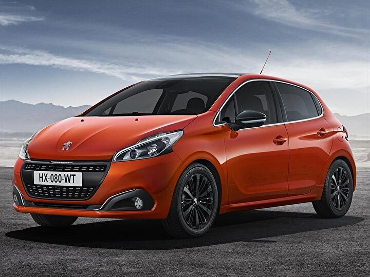 PEUGEOT  208 SIGNATURE 1.5 BlueHDi 100hp