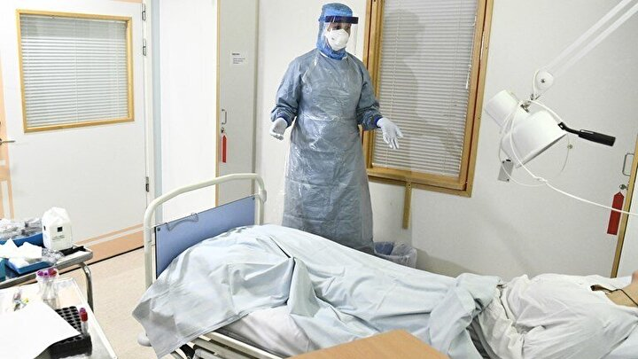 İsveç 261 hasta sayısına ulaştı.