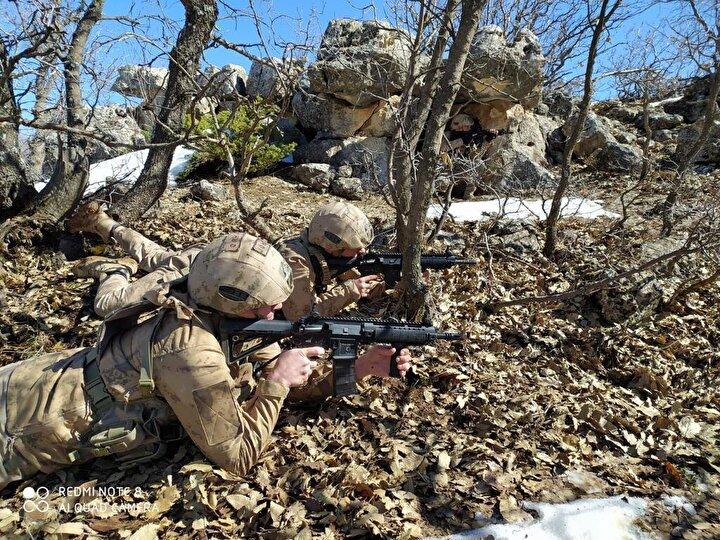 Toplamda 480 personelin katıldığı operasyonla ilgili valilikten önemli bir açıklama yapıldı.