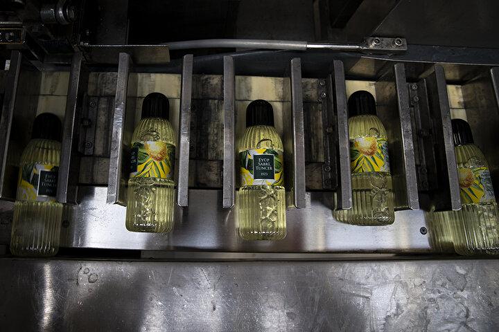 Dünya piyasasında alkolün yetersiz olduğunu belirten Tuncer, şunları kaydetti:
