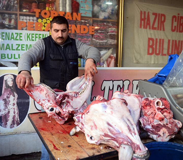 Pöç etinin çok lezzetli olduğunu ifade eden Çelik, şu şekilde açıklamada bulundu: