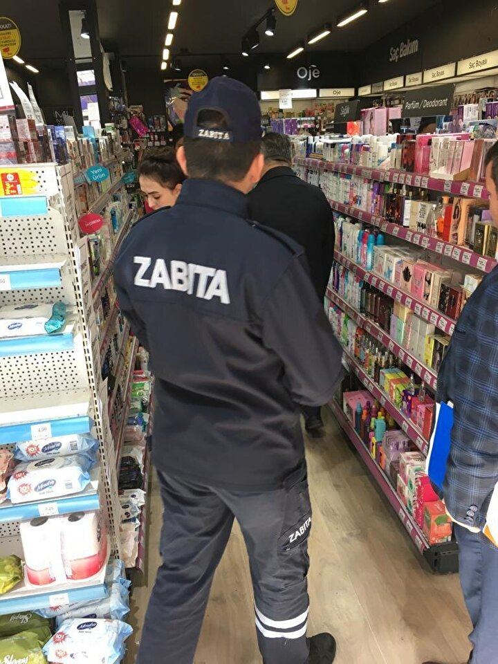 Kırıkkalede, koronavirüs nedeniyle maske fiyatlarında fahiş fiyat artışı iddialarına ilişkin 24 iş yerinde denetim gerçekleştirildi.