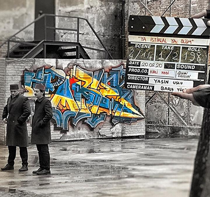 İlker Kızmazın Mustafa Kemal Atatürkü canlandırdığı dizide, Birkan Sokullu, Dolunay Soysert, Osman Sonant, Mehmet Özgür, Rıza Kocaoğlu, Melis Sezen, Ushan Çakır ve Altan Erkeklinin de aralarında olduğu çok sayıda ünlü isim rol alıyor.Altı haftalık süreci 6 bölümle ekrana taşıyacak dizi, 16 Mart Pazartesi TRT 1 ekranlarında izleyiciyle buluşacak.