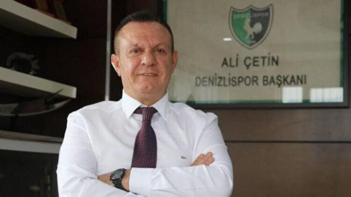 Denizlispor Başkanı Ali Çetin de Biz de ligin ertelenmesini istiyoruz. Futbolcuların düşüncesi de bu yönde. Onların da çocukları, aileleri var. Lanet olası bir virüsle karşı karşıyayız. diyerek tercihlerinin ertelemeden yana olduğunu belirtti.